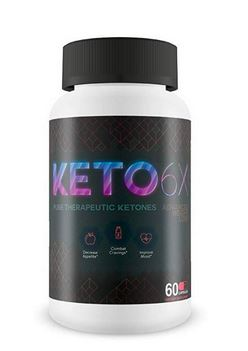 Keto 6X review
